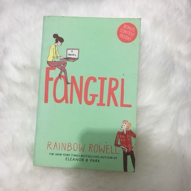 FANGIRL BY RAINBOW ROWELL (ENGLISH VERSION)