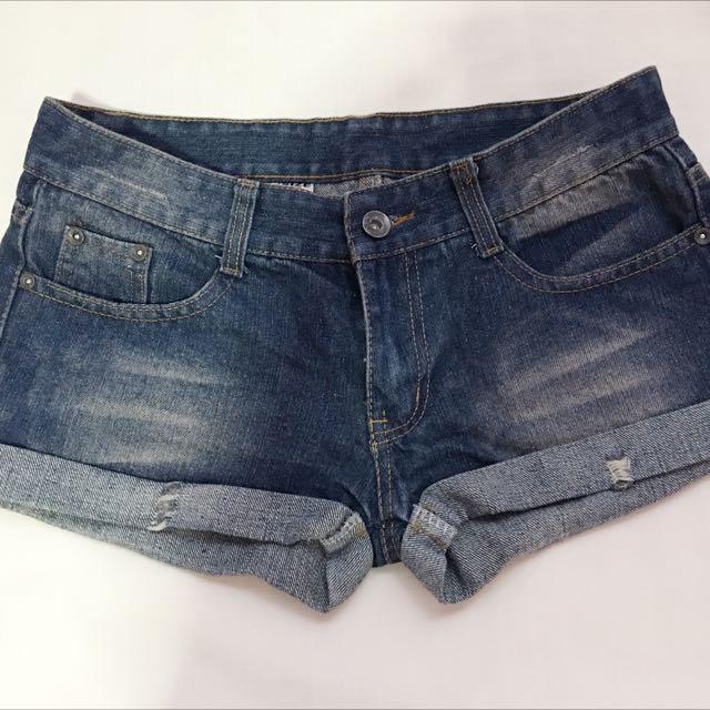 FREE SHIPPING! Maong Denim Shorts