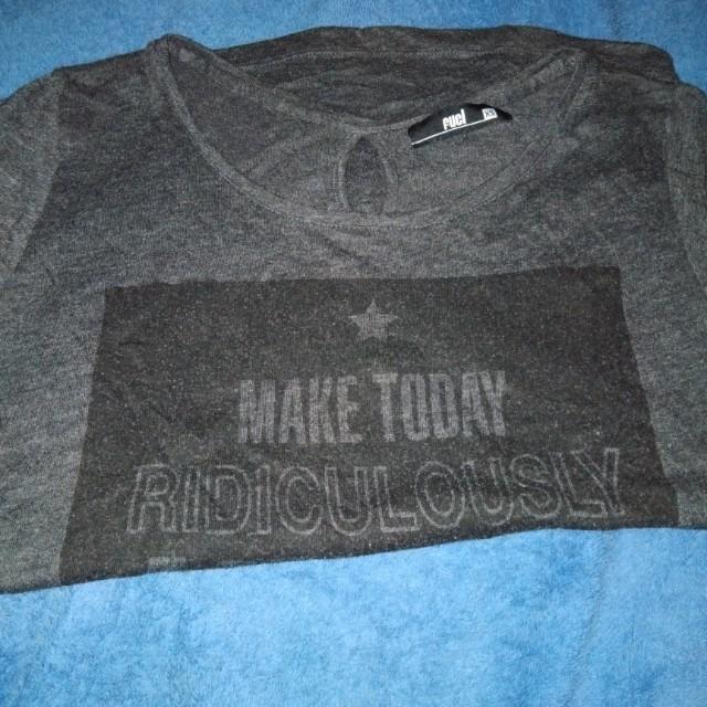 Fuel tshirt