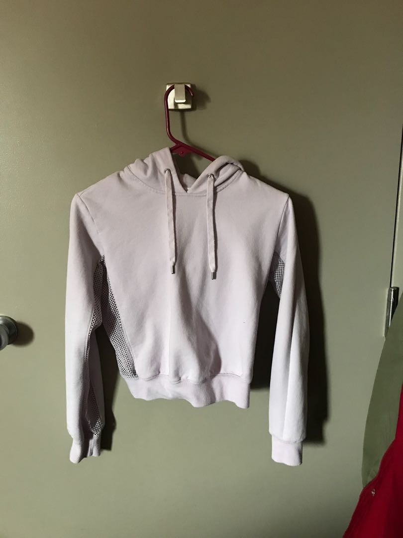 Garage Pull Over Sweater