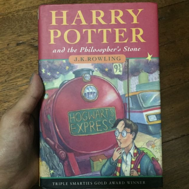 Harry Potter Book 1 Books Books On Carousell