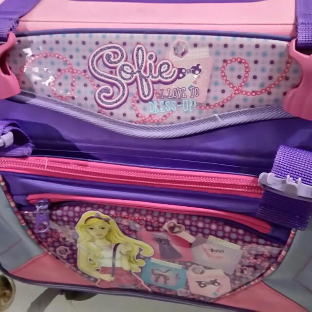 Hawk bag for girls slightly used