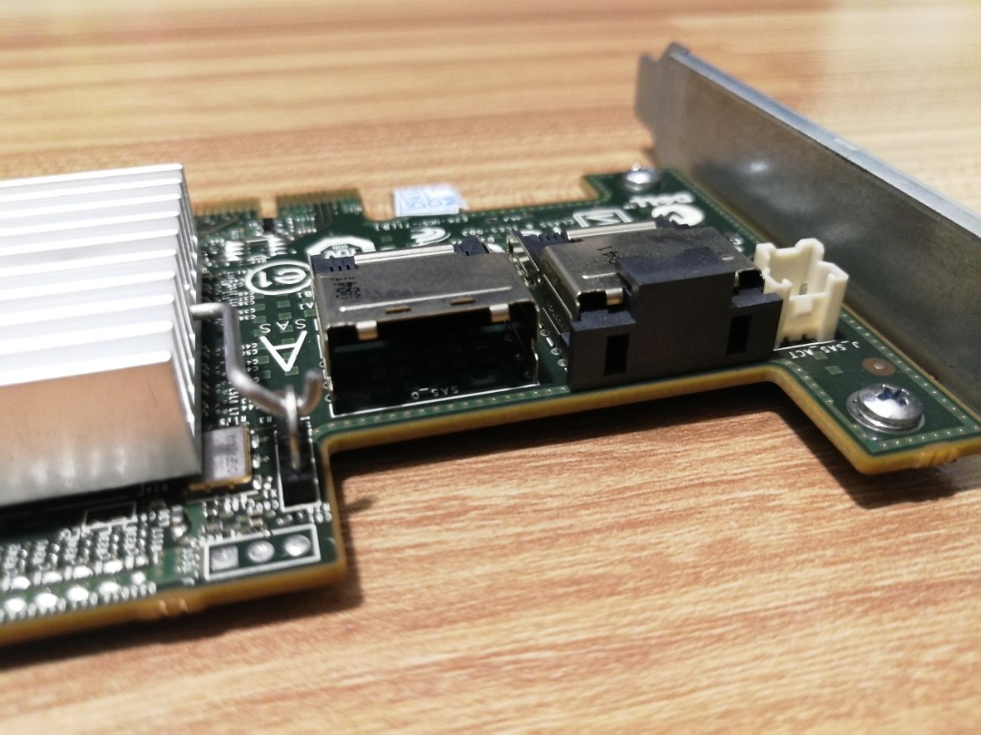 LSI 9211 8i 6Gbps HBA card with IT mode Ready for FreeNAS