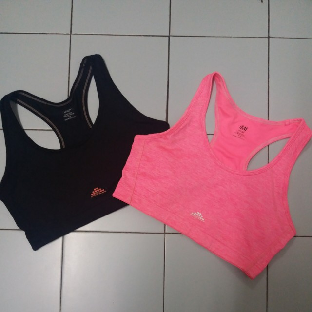 H&M Sports Bra Dual