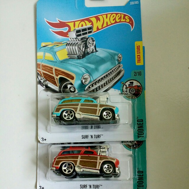Hotwheels Surf & Turf