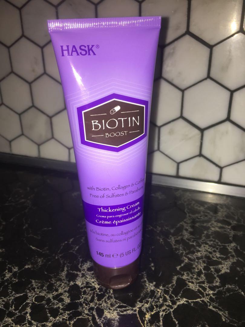 HUSK Hair Thickening Cream