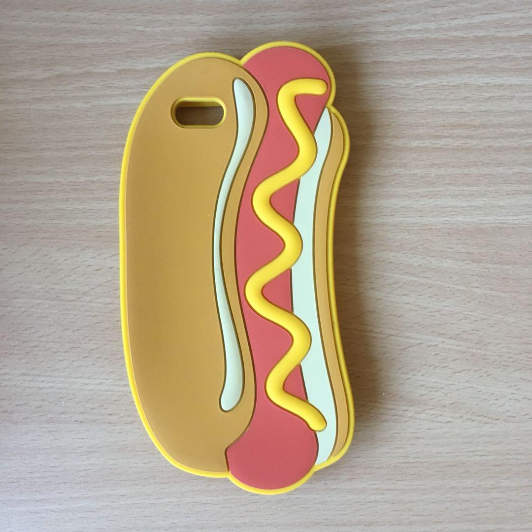 Iphone 6/6s Hotdog casing FREE SHIPPING