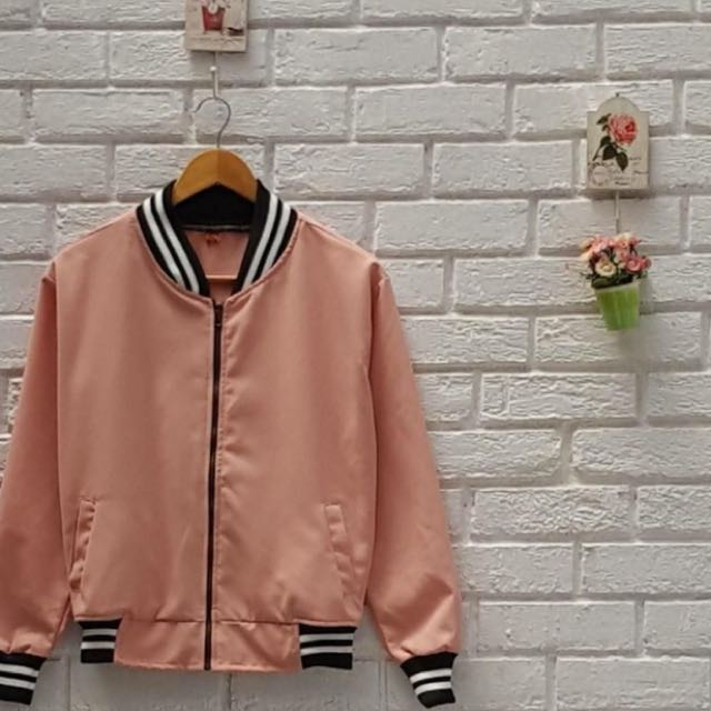 Jaket Boomber fit to L