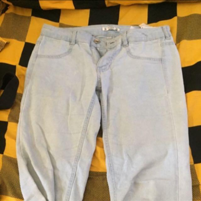 jeans pull n bear