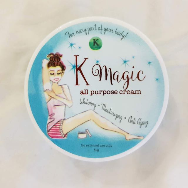 K Magic All Purpose Cream