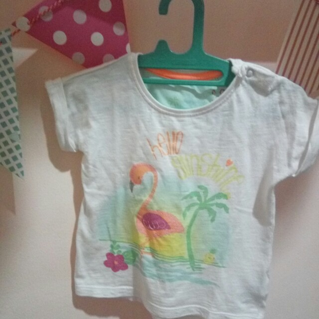 Kaos mothercare flamingo