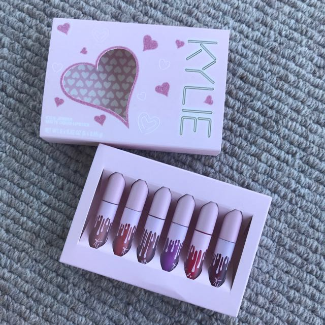 Kylie 2nd Birthday Edition Mini Mattes