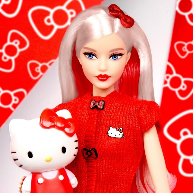 b1883683d Limited Edition 2017 Hello Kitty Barbie Doll, Toys & Games, Bricks &  Figurines on Carousell