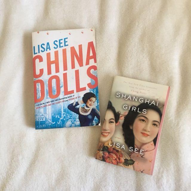 Lisa See Books