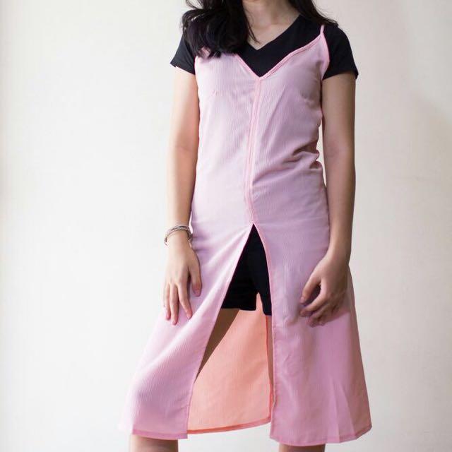 Long Outer Dress
