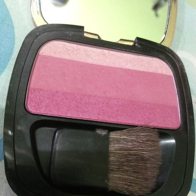 Loreal blush on