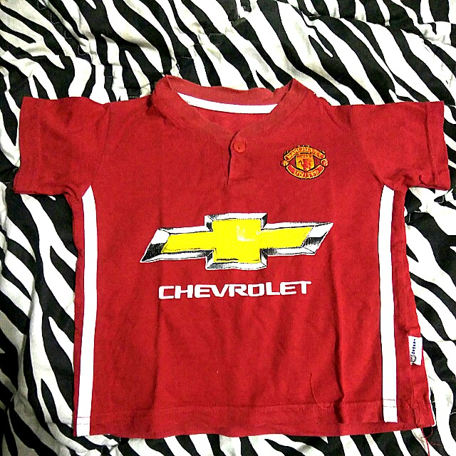 #MakinTebel preloved baju MU anak