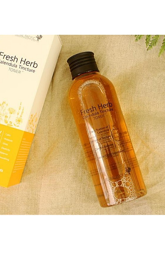 NATURAL PACIFIC - Fresh Herb Calendula Tincture Toner 180ml
