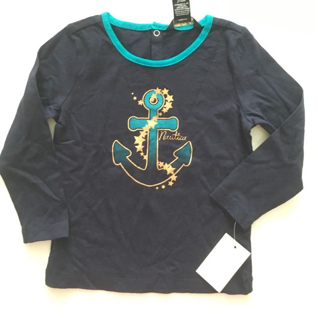 Nautica girls long sleeves