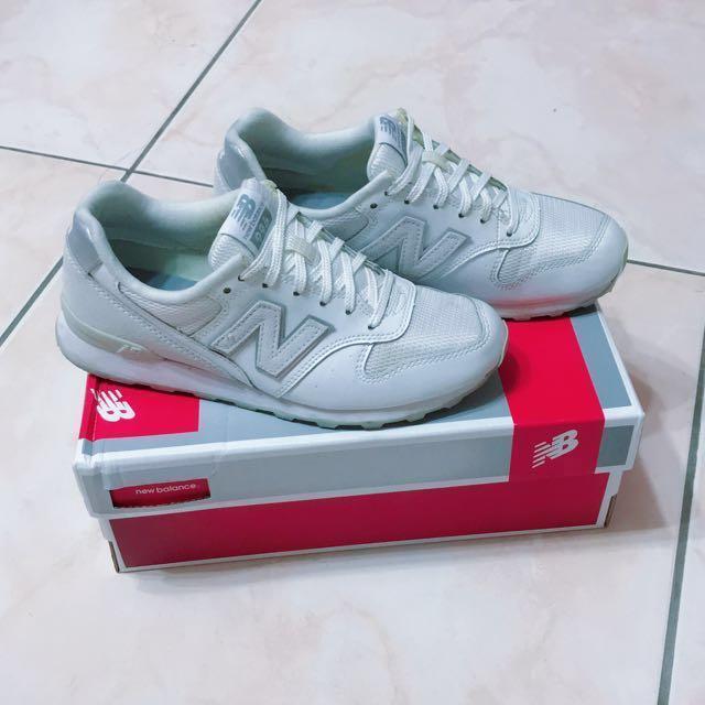 New balance 996/白/女鞋