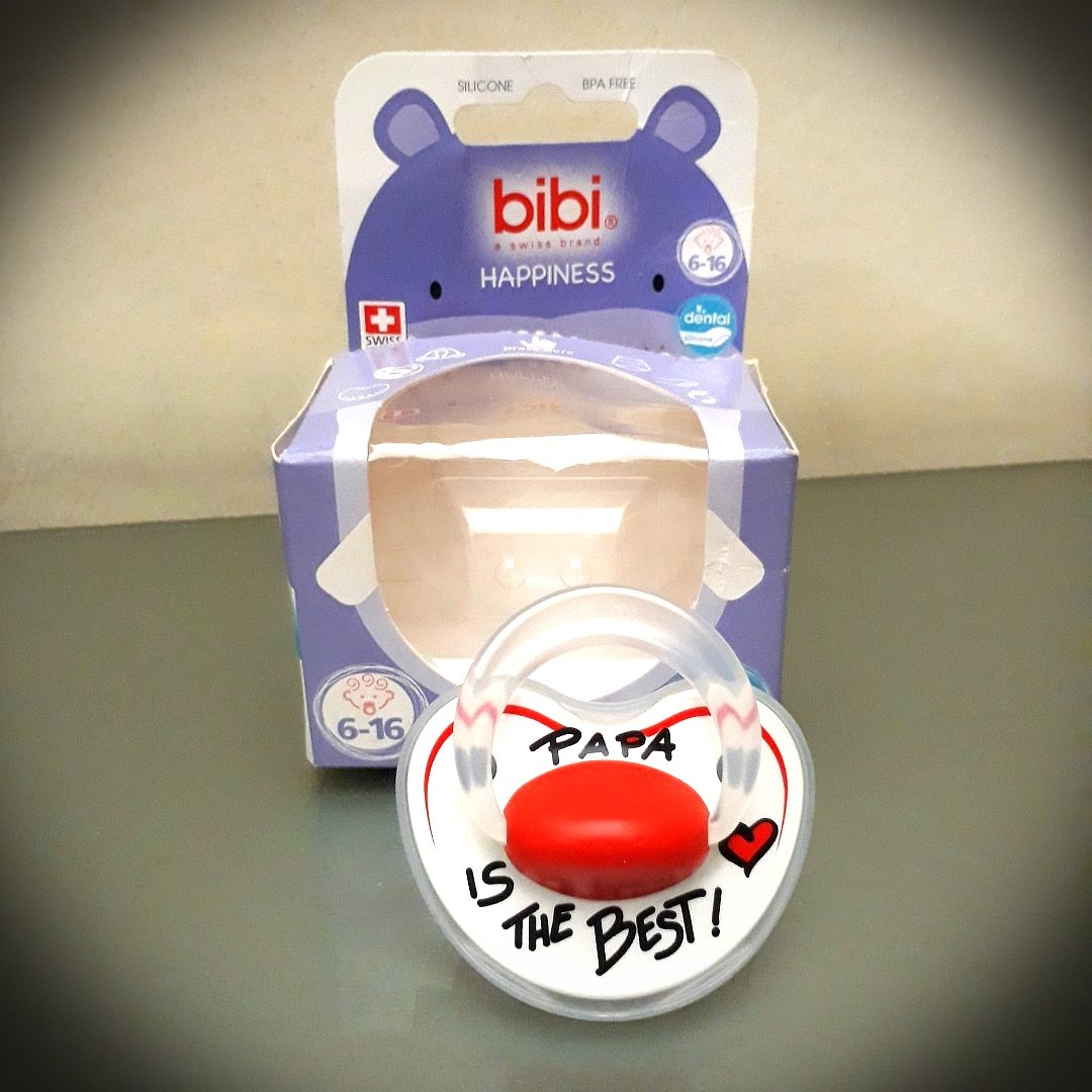 NEW Bibi Dental Soother | Empeng