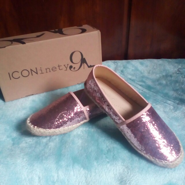 New Iconinety9 Loafer Espadrilles