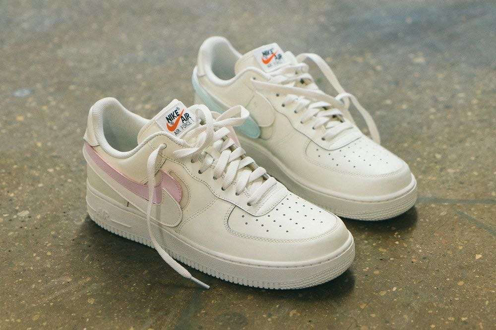66d2826c8aac Nike Air Force 1 QS Swoosh Pack Sail US 8
