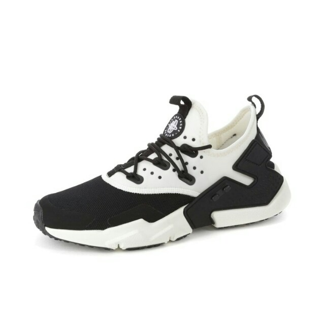 aad3f6ada2e3 NIKE AIR HUARACHE DRIFT BLACK WHITE