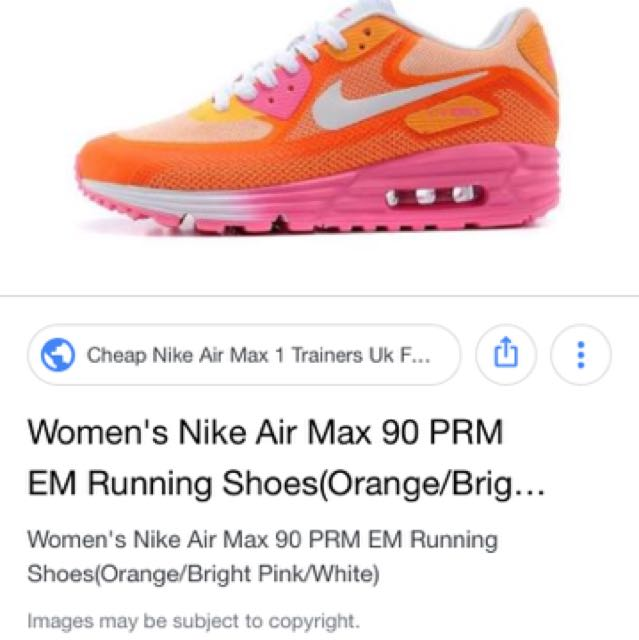 Nike air max as new