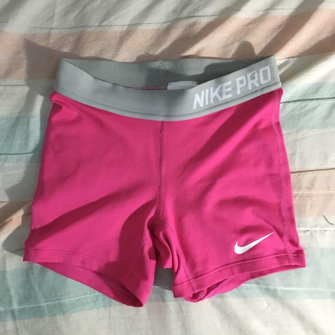 Nike pro cycling shorts