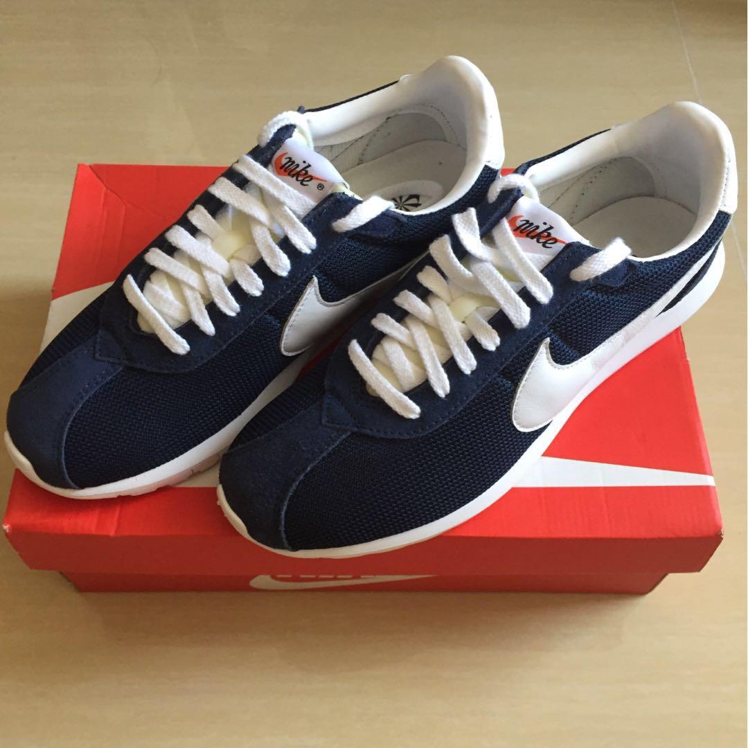 official photos 043e1 50897 Nike Roshe LD-1000 Navy, Men s Fashion, Men s Footwear on Carousell