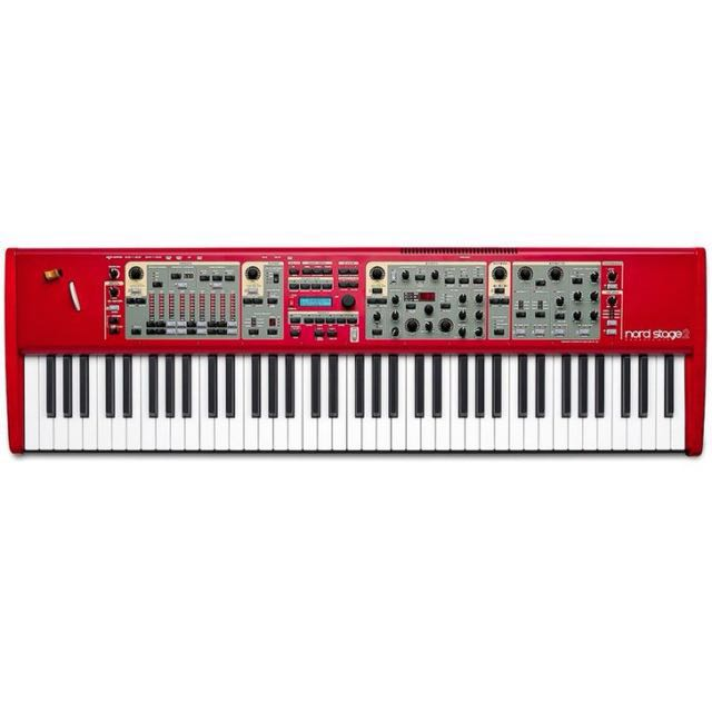 Nord Stage2 EX