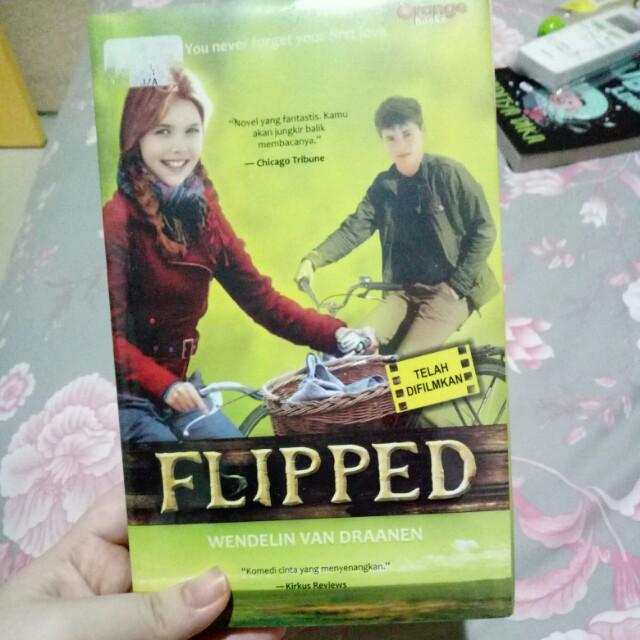 Novel Flipped