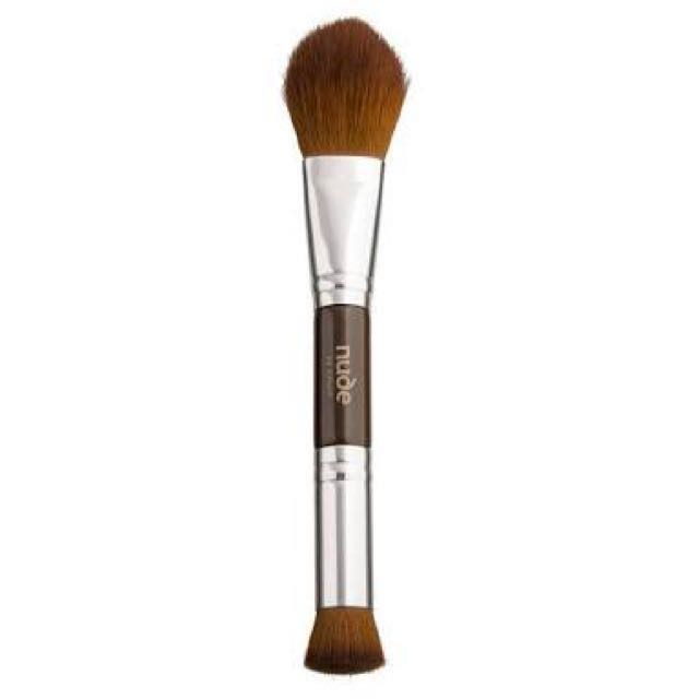 Nude by Nature 2 in 1 Brush