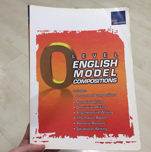 O level English Model compositions