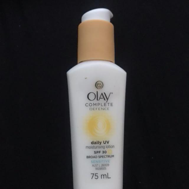 OLAY Complete SPF30+ 75ml Sensitive