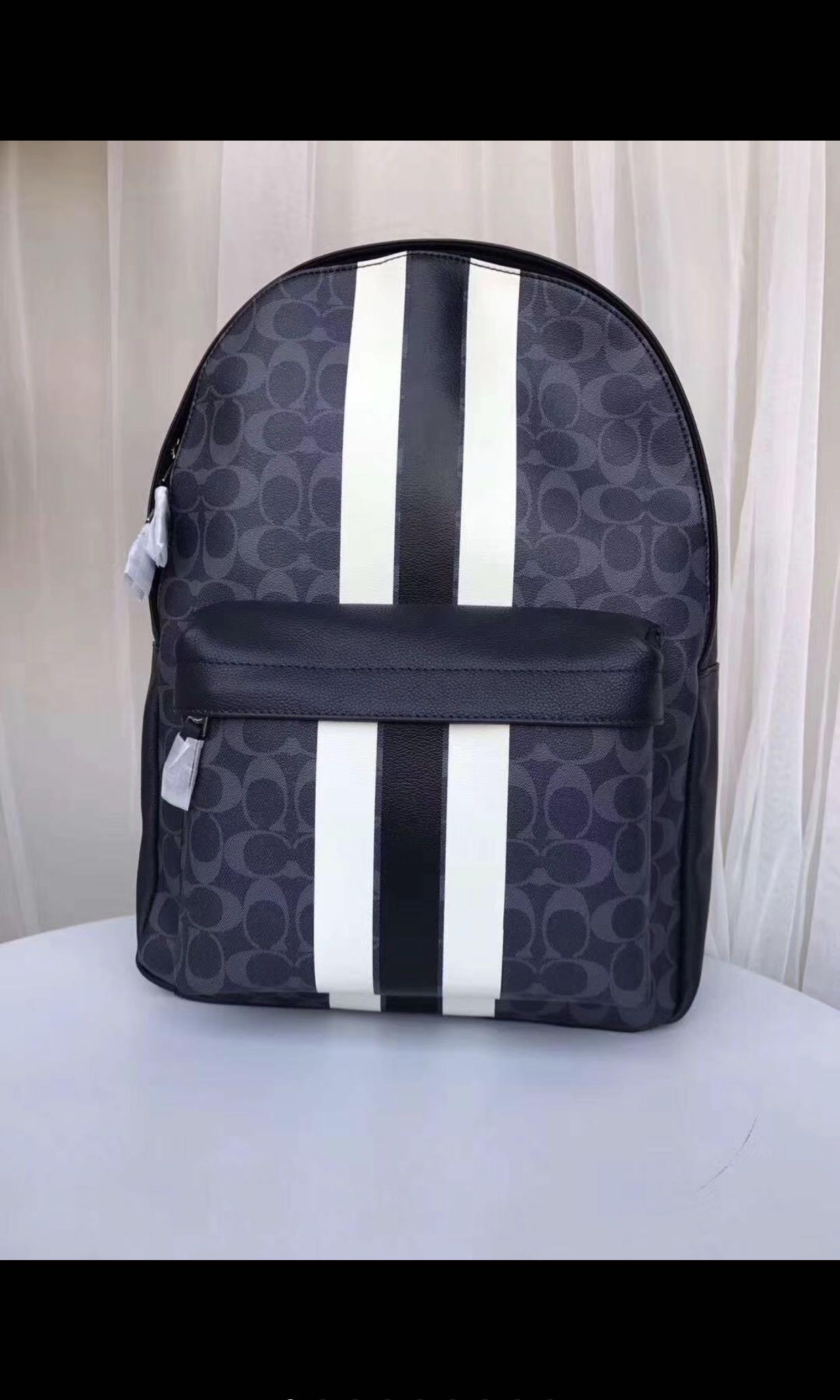 Original coach men backpack laptop backpack handbag sling eb830bd65f252