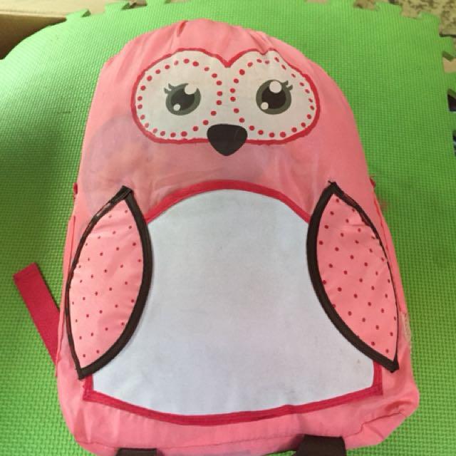 Owl Sleeping Bag for Girls