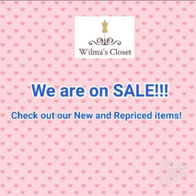 PAUBOS Sale!!! Everything Must Go!