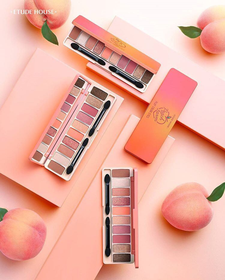 Peach Farm Eyeshadow Palette Etude House