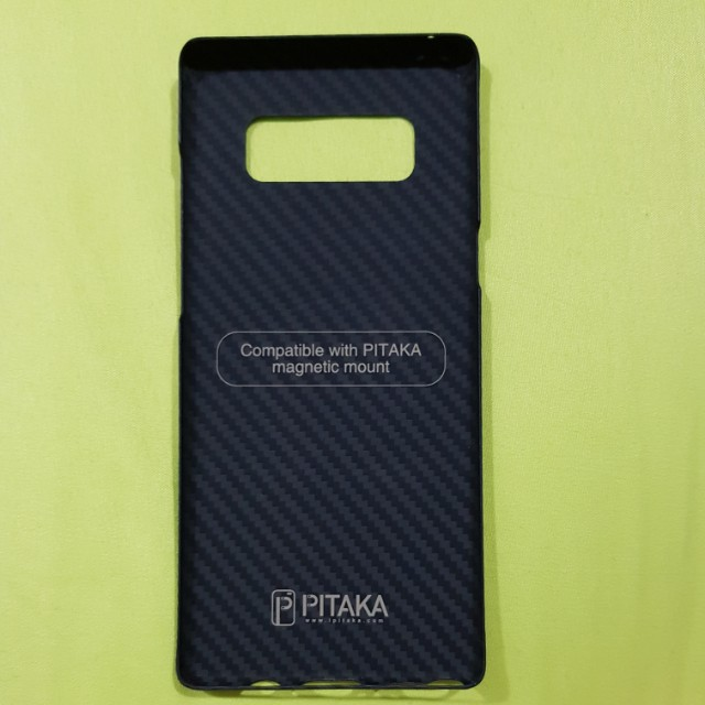 info for 5ecfd dc6b3 Pitaka phone Case for Galaxy Note 8