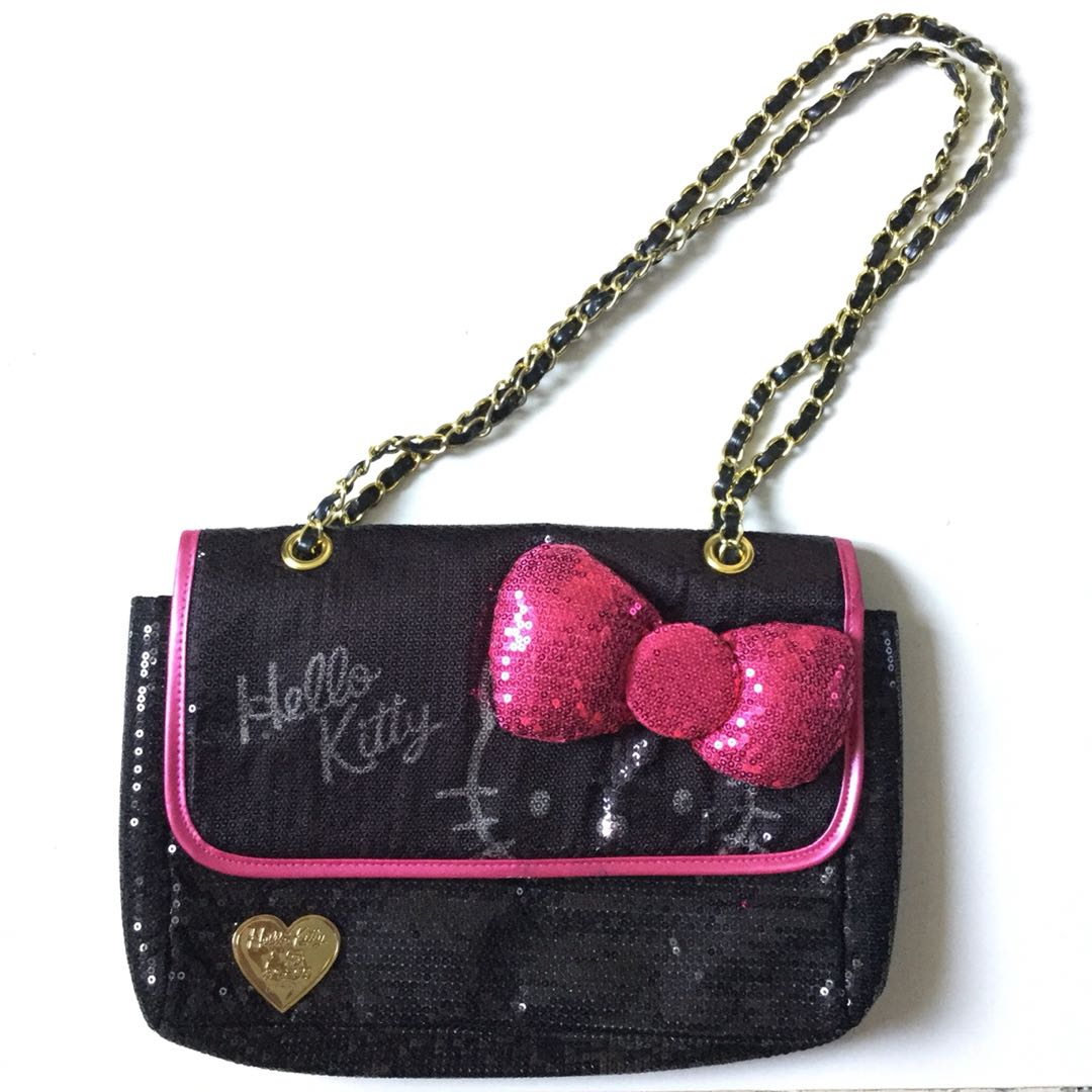 PLOVED: Authentic Sanrio Hello Kitty Flap Bag