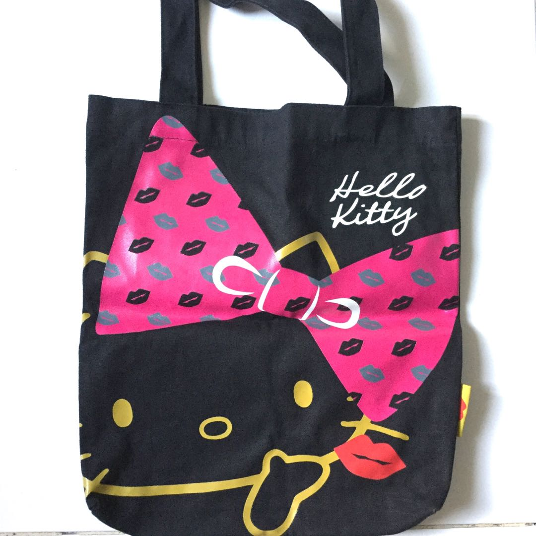 PLOVED: Authentic Sanrio Hello Kitty Tote Bag