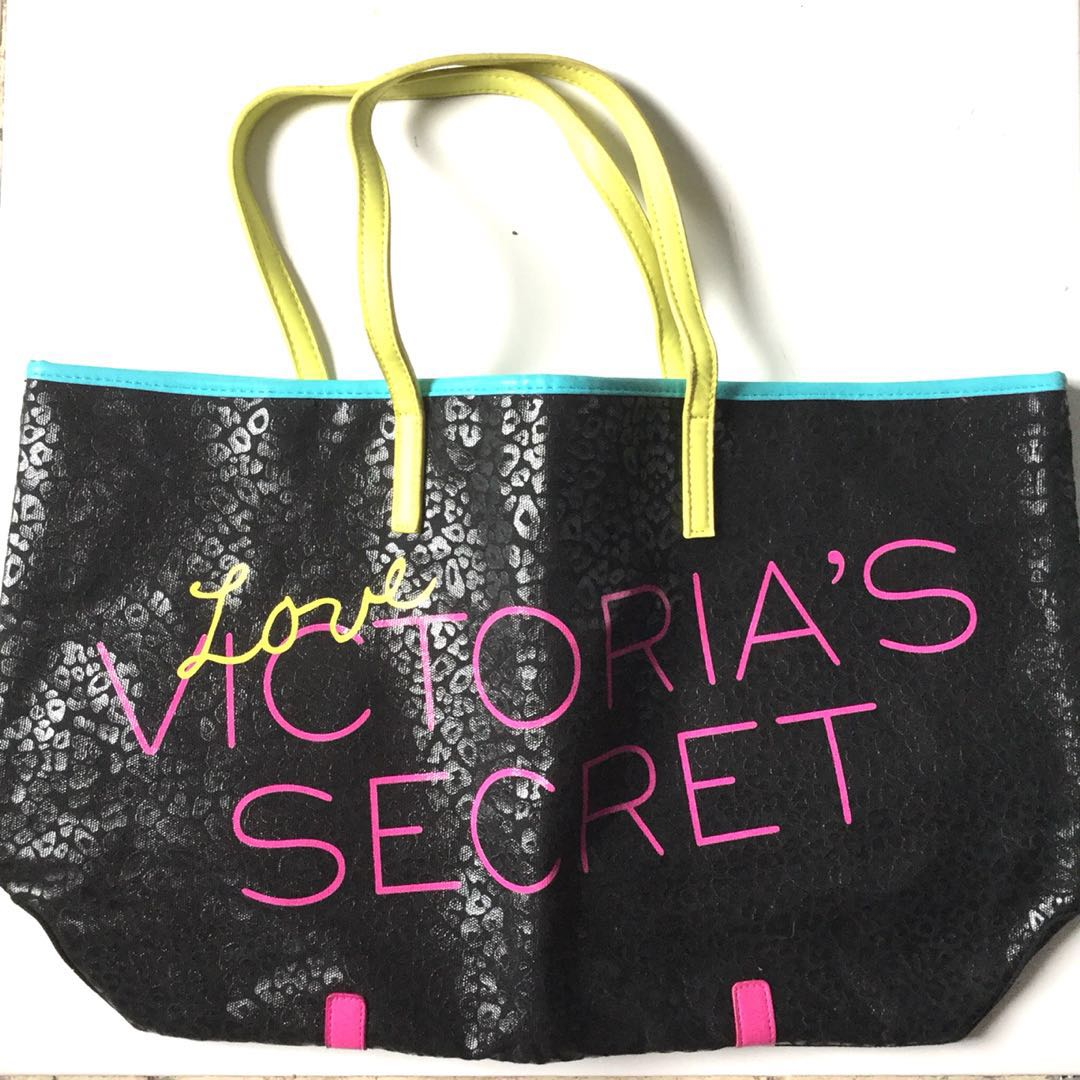 PLOVED: Authentic VS Tote Bag