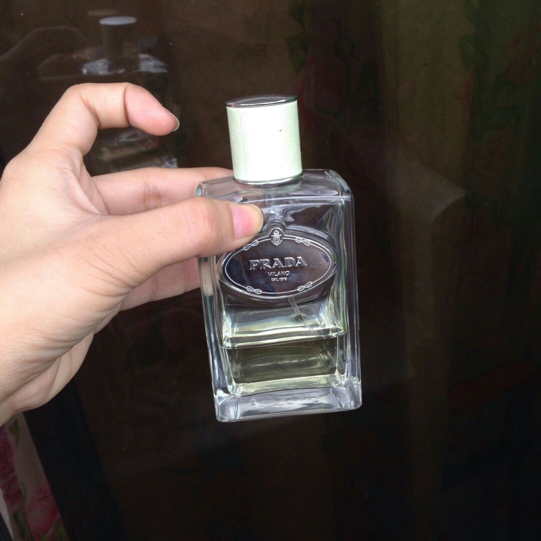 Prada Infusion D'iris Eau de Parfum (Auth)