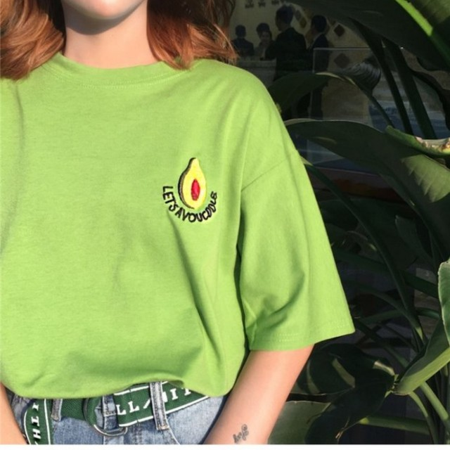 PREORDER Green Avocado Top