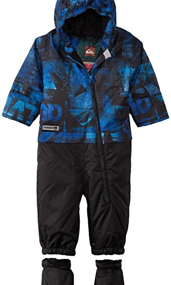 a18db72f9 Quicksilver Little Rockie Baby Snowsuit, Babies & Kids, Babies ...