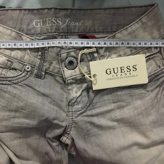 REPRICE GUESS Jeans Size 24 authentic