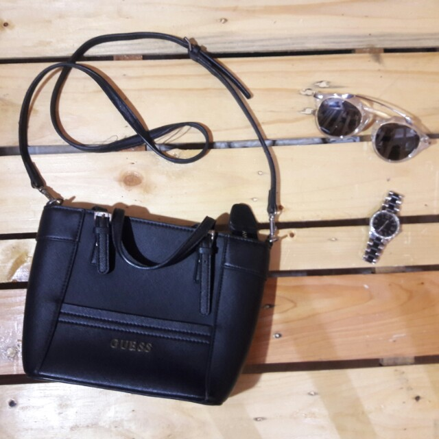 REPRICED! Guess sling bag