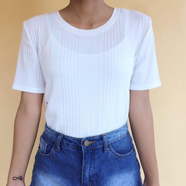 Ribbed Shirt